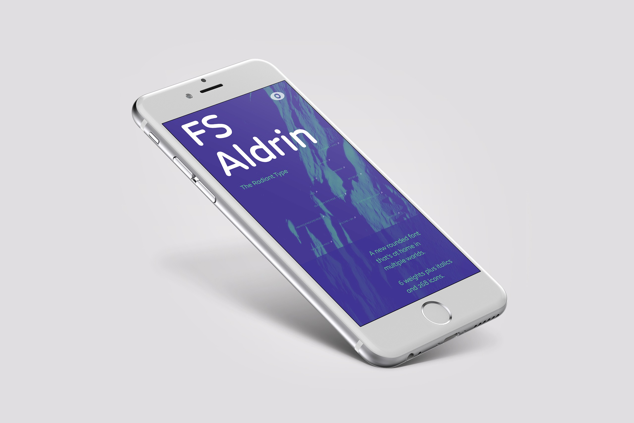 Fontsmith - FS Aldrin launch