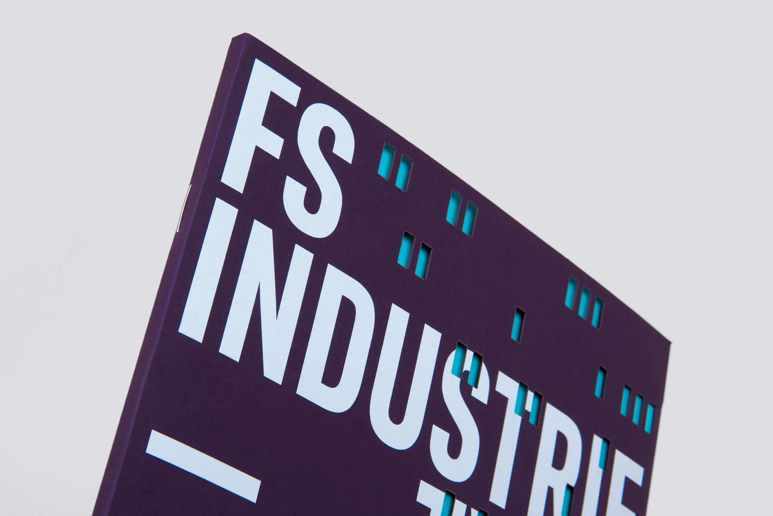 Fontsmith - FS Industrie launch